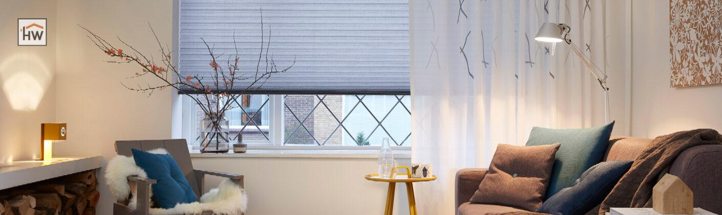 HW Huis & Wonen Gorinchem Duette en vitrage