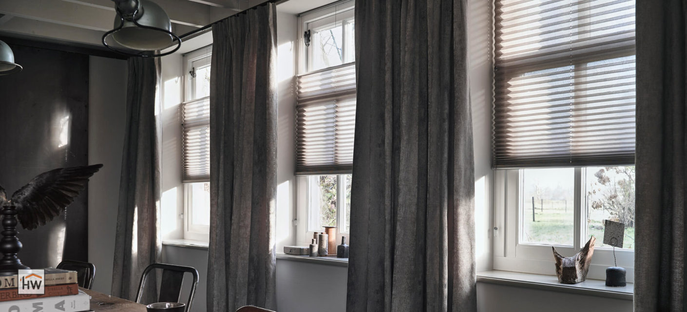 HW Huis & Wonen Gorinchem Plissé Overgordijn