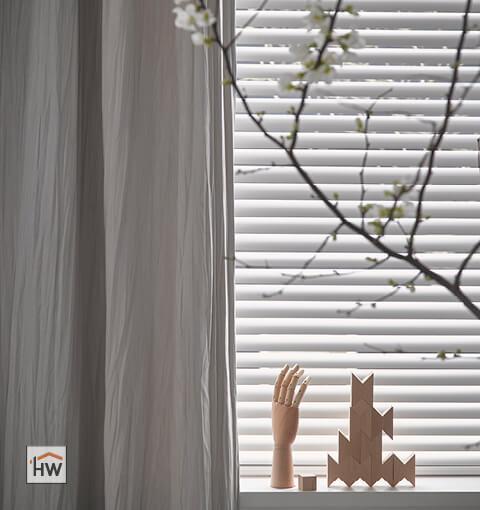 HW Huis & Wonen Gorinchem Jaloezie hout