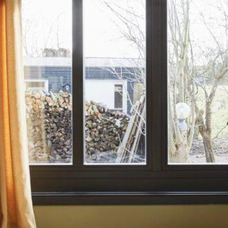 HW Huis & Wonen Gorinchem Overgordijnen mosterdgeel