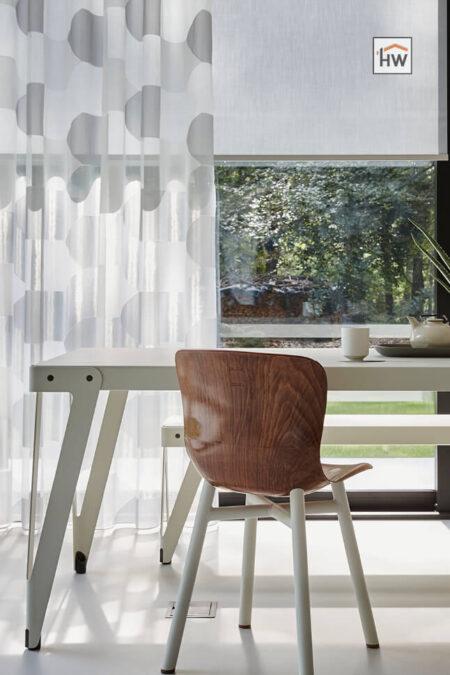 HW Huis & Wonen Gorinchem rolgordijnen inbetweens