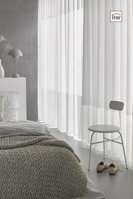 HW Huis & Wonen Gorinchem Vitrages slaapkamer